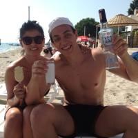 Beach in Turkey - Day 14