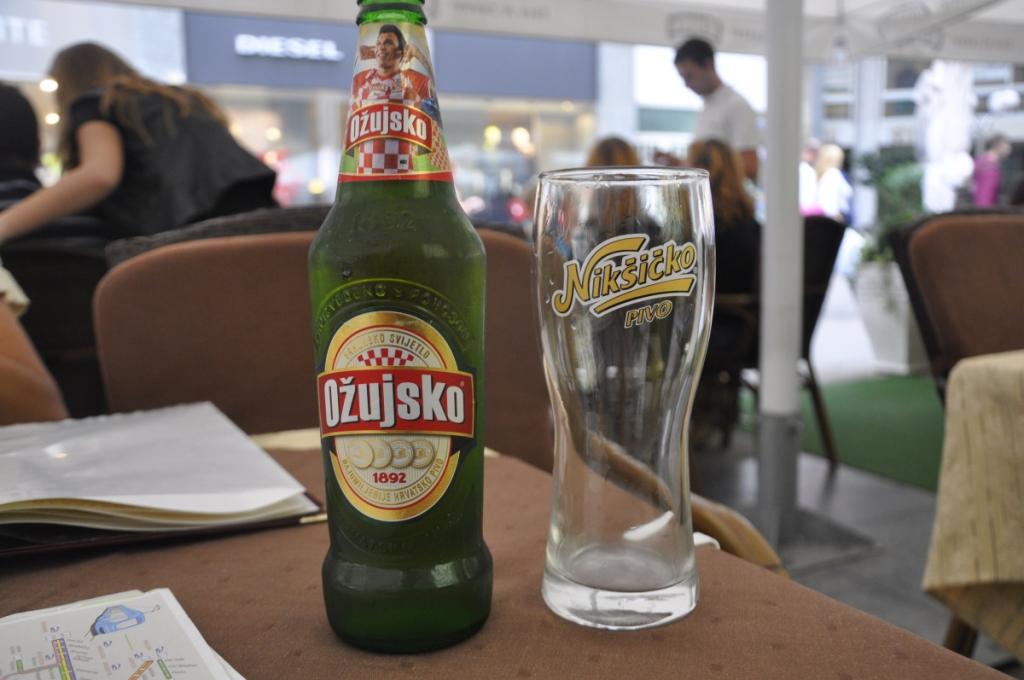 Cerveja Croacia