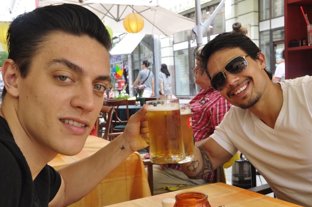 Cerveja Hungria