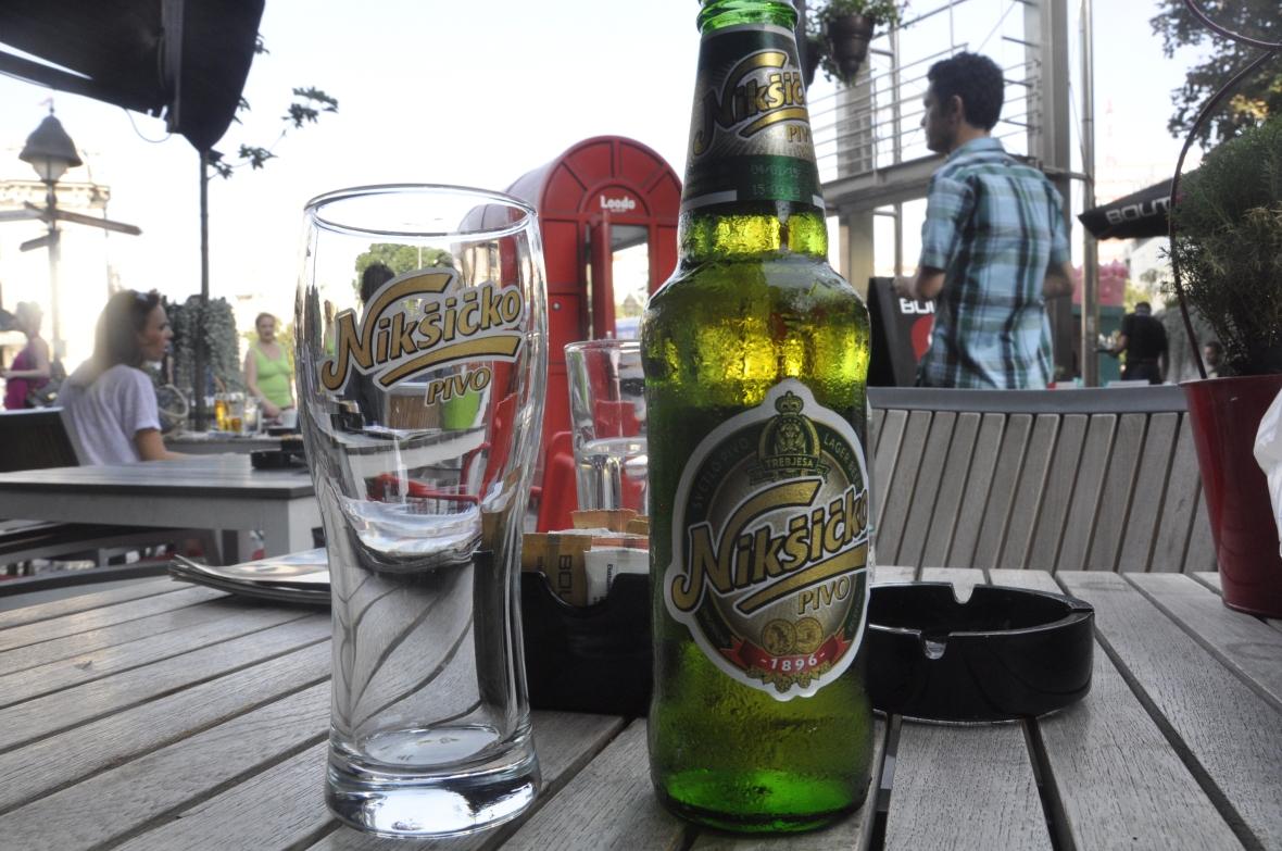 Cerveja Serbia