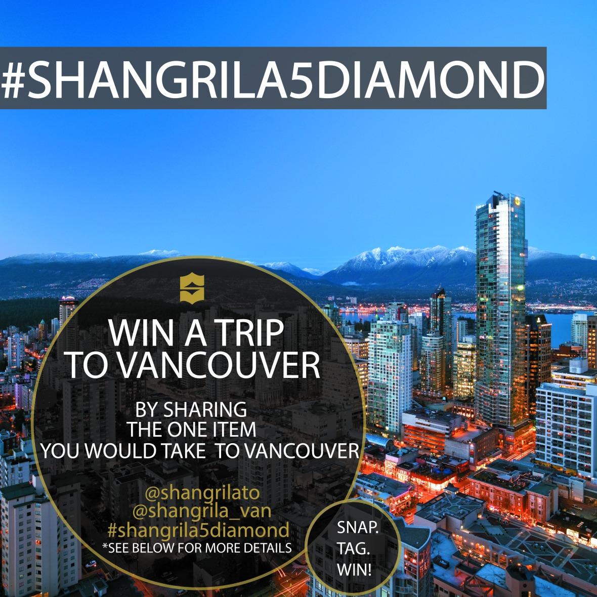 VANCOUVER TRIP  - Week 1