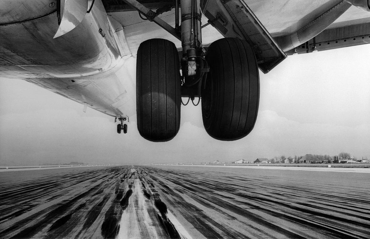 Schiphol Airport, 1967