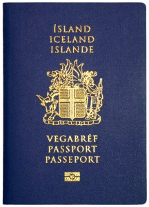 Icelandic_Passport_Front_Cover