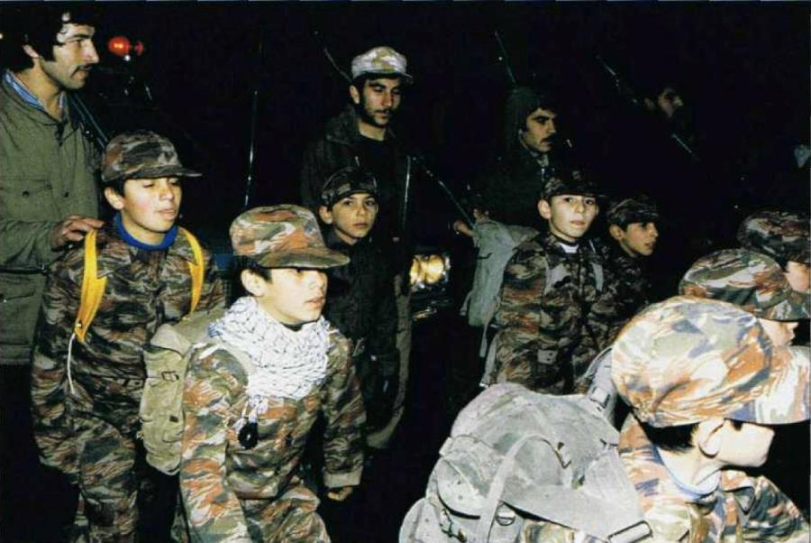 iranian-child-soldiers-iran-iraq-war