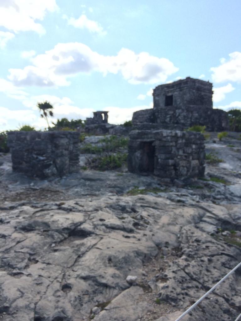 ruinas de tulum, casa de reunioes e decisoes importantes