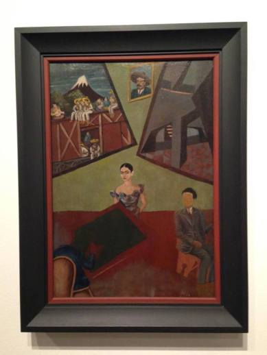 Frida Kahlo, La Adelita, Pancho Villa y Frida