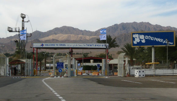 frontera-israel